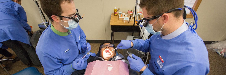 Creighton Dentistry Community Outreach
