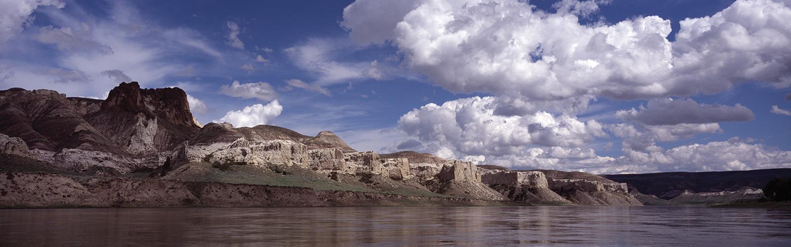 Missouri River Breaks by Don Doll, SJ