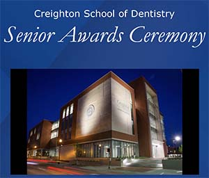 2020 Dental Senior Awards logo