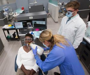 Dental Patients at Creighton University