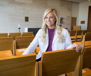 Maggie-Larsen-Creighton-School of Dentistry