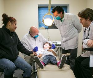 Creighton University School of Dentistry Native American Outreach