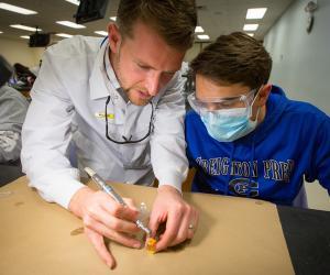 Explore Dentistry at Creighton University